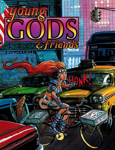 Image for Young Gods and Friends