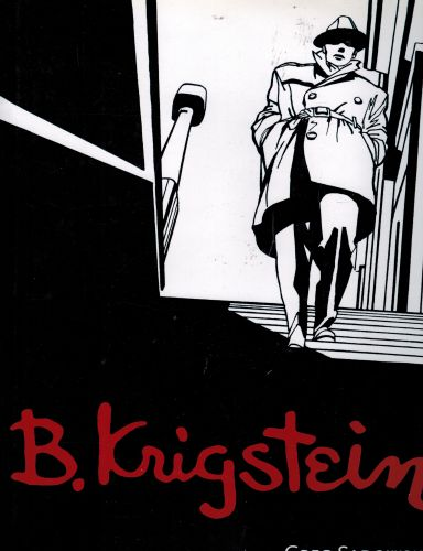 Image for B. Krigstein, Vol. 1, 1919-1955