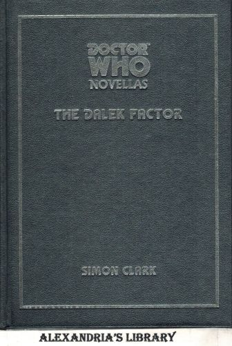 Image for Doctor Who, Novellas: The Dalek Factor