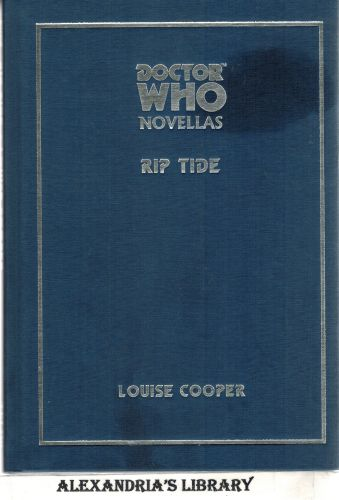 Image for Doctor Who: Rip Tide (Doctor Who Novellas)