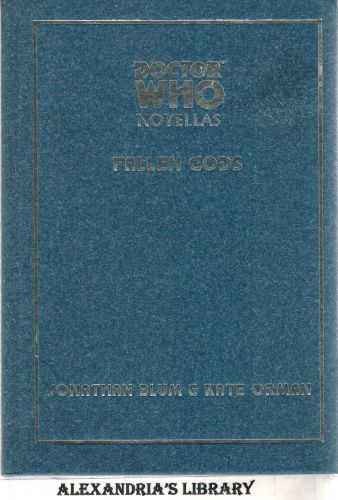 Image for Doctor Who: Fallen Gods (Doctor Who Novellas)