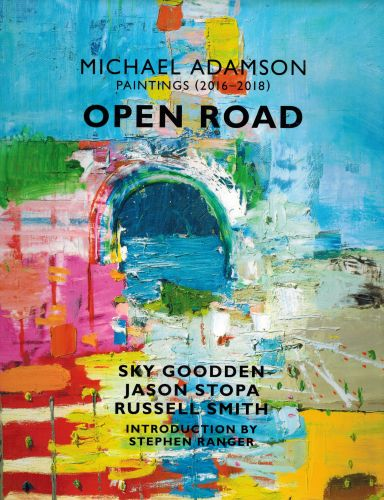 Image for Michael Adamson: Open Road Paintings (2016-2018) (Signed)