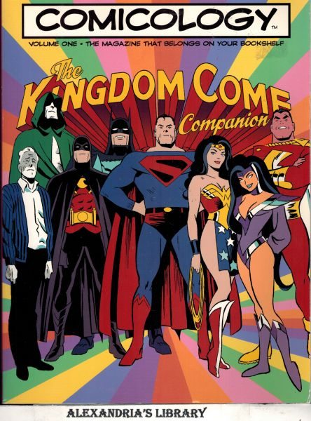Image for The Kingdom Come Companion (Comicology Volume One)