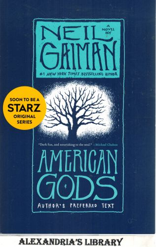 Image for American Gods: Author's Preferred Text