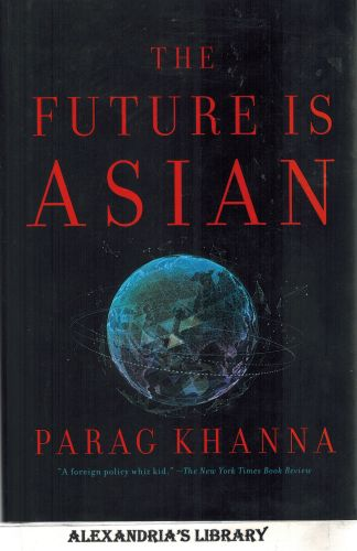 Image for The Future Is Asian