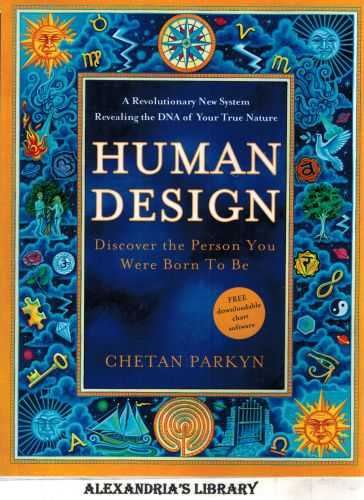 Image for Human Design: Discover the Person You Were Born to Be