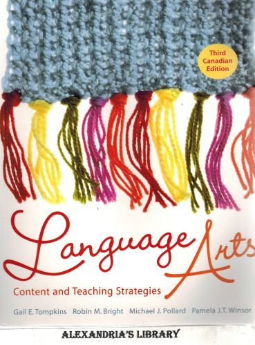 Image for Language Arts: Content and Teaching Strategies, Third Canadian Edition