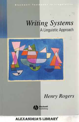 Image for Writing Systems