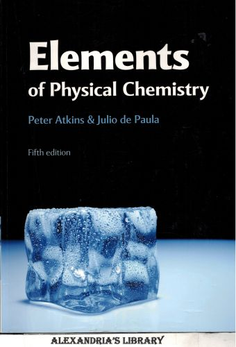 Image for Elements of Physical Chemistry 5e