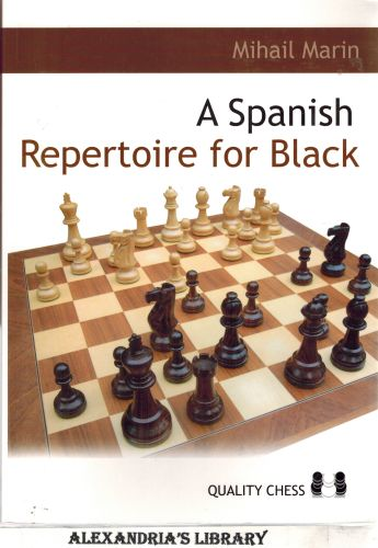 Image for A Spanish Repertoire for Black
