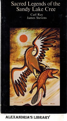 Image for Sacred Legends of the Sandy Lake Cree