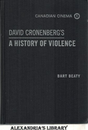 Image for David Cronenberg's A History of Violence (Canadian Cinema)