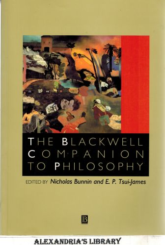Image for Blackwell Companion to Philosophy (Blackwell Companions to Philosophy)