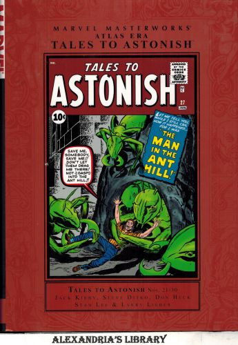 Image for Marvel Masterworks Presents Atlas Era Tales to Astonish 3