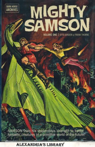 Image for Mighty Samson Archives Volume 1 (Dark Horse Archives)