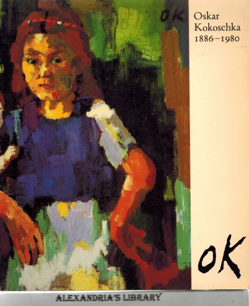 Image for Oskar Kokoschka, 1886-1980