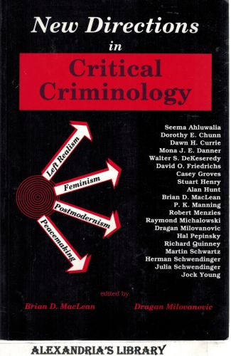 Image for New Directions in Critical Criminology
