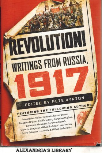 Image for Revolution! Writings from Russia: 1917