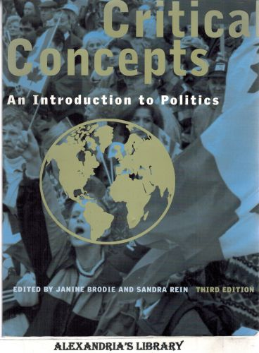 Image for Critical Concepts-An Introduction to Politics 3rd Edition