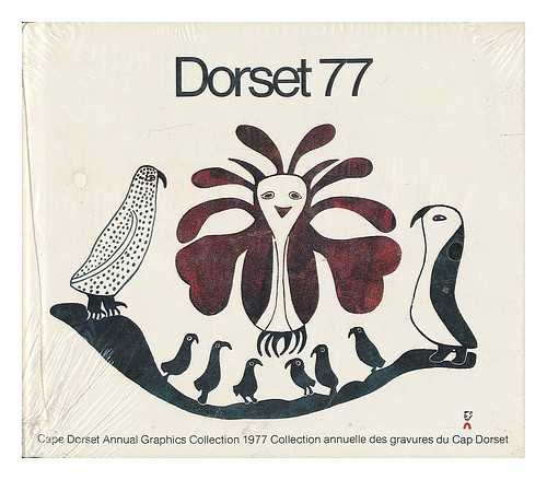 Image for Dorset 77 Cape Dorset Annual Graphics Collection 1977