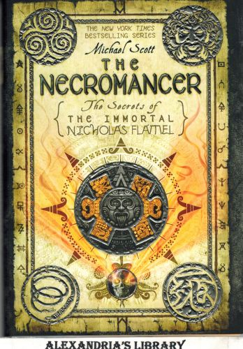 Image for The Necromancer (The Secrets of the Immortal Nicholas Flamel)