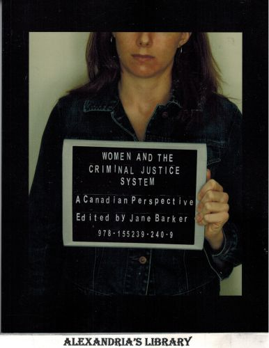 Image for Women and the Criminal Justice System: A Canadian Perspective