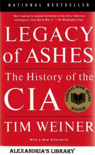 Image for Legacy of Ashes: The History of the CIA