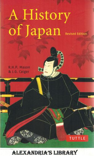 Image for A History of Japan: Revised Edition
