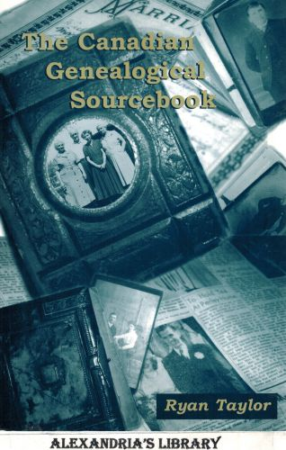 Image for The Canadian Genealogical Sourcebook