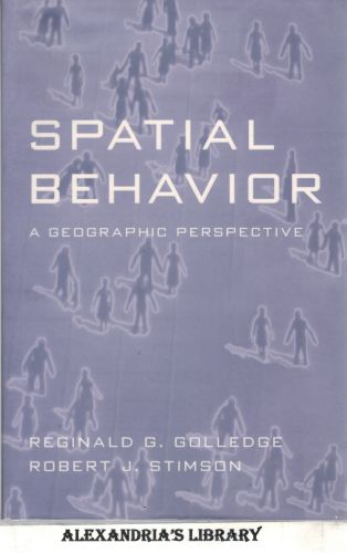 Image for Spatial Behavior: A Geographic Perspective