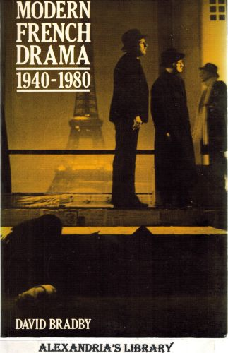 Image for Modern French Drama 1940-1980