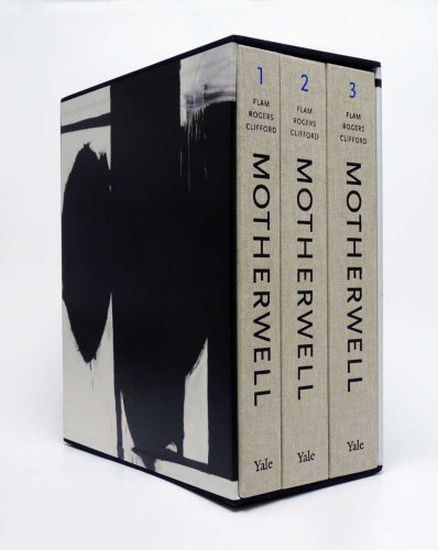 Image for Robert Motherwell Paintings and Collages: Catalogue Raisonné, 1941-1991 (3 Vol Set)