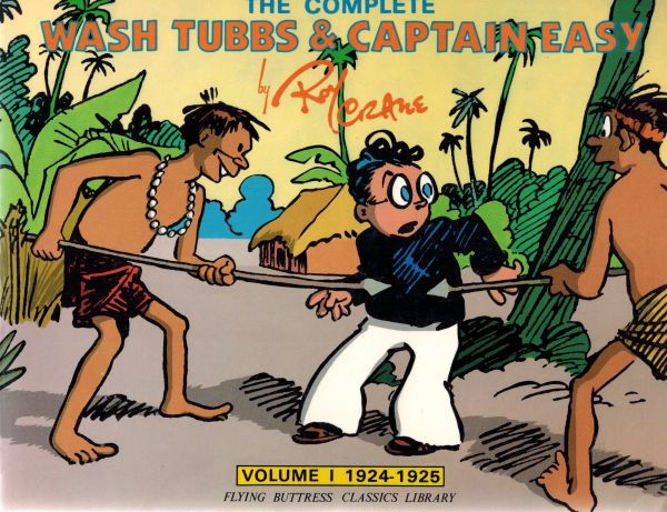 Image for Wash Tubbs and Captain Easy: Volume 1 - 1924-1925