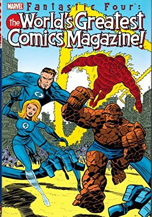 Image for Fantastic Four: The World's Greatest Comic Magazine