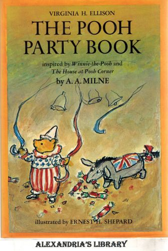 Image for The Pooh Party Book (1st Edition)