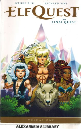 Image for Elfquest: The Final Quest Volume 1