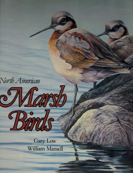Image for North American Marsh Birds - Signed