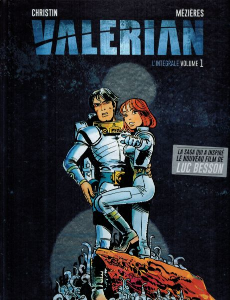 Image for Valérian - Intégrales - Tome 1 - Valérian Intégrale - tome 1 (French Edition)