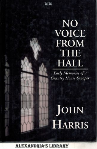 Image for No Voice from the Hall (Isis Large Print Nonfiction)