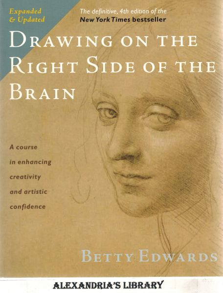 Image for Drawing on the Right Side of the Brain: The Definitive, 4th Edition