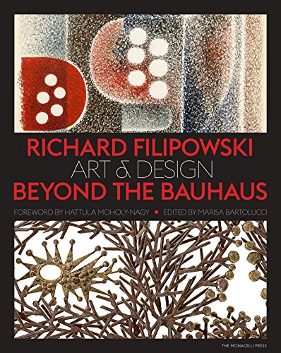 Image for Richard Filipowski: Art and Design Beyond the Bauhaus