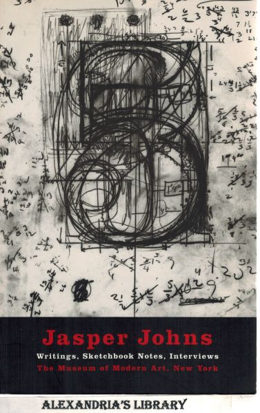Image for Jasper Johns: Writings, Sketchbook Notes, Interviews