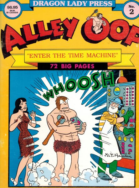 "Image for Alley Oop No. 2 ""Enter the Time Machine"""