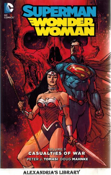 Image for Superman/Wonder Woman Vol. 3: Casualties of War (
