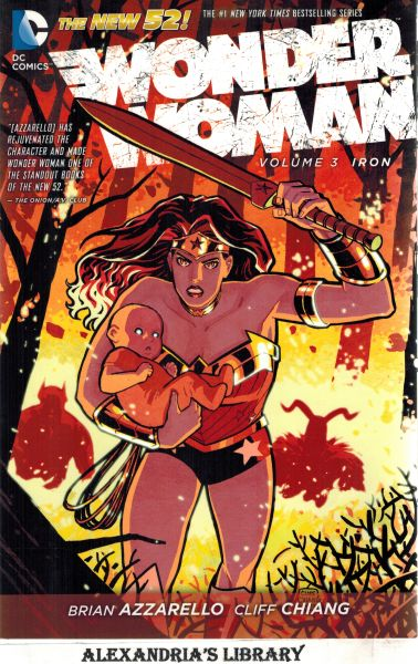 Image for Wonder Woman, Vol. 3: Iron
