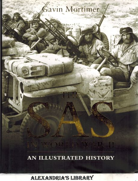 Image for The SAS in World War II: An Illustrated History