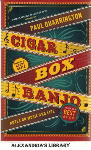 Image for Cigar Box Banjo: Notes on Music and Life