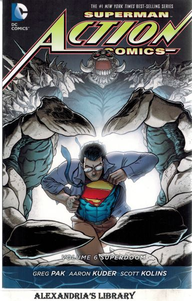 Image for Superman: Action Comics Vol. 6: Superdoom