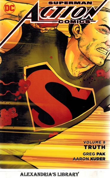 Image for Superman: Action Comics Vol. 8: Truth