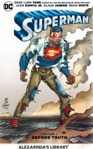 Image for Superman Vol. 1: Before Truth